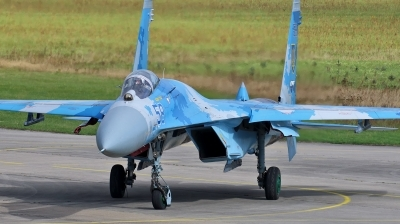 Photo ID 198802 by Jan Suchanek. Ukraine Air Force Sukhoi Su 27P,
