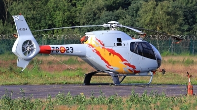 Photo ID 198957 by Milos Ruza. Spain Air Force Eurocopter EC 120B Colibri, HE 25 4