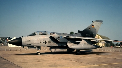 Photo ID 198999 by Alex Staruszkiewicz. Germany Air Force Panavia Tornado IDS, 45 20