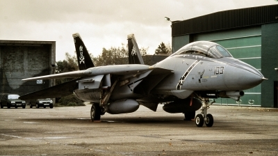 Photo ID 199006 by Alex Staruszkiewicz. USA Navy Grumman F 14B Tomcat, 161435