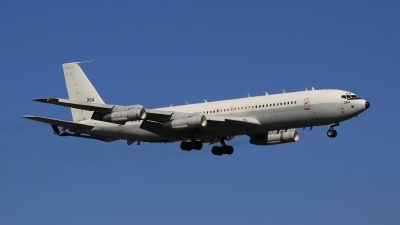 Photo ID 199007 by M. Baumann. Israel Air Force Boeing 707 3P1C KC Re 039 em, 264