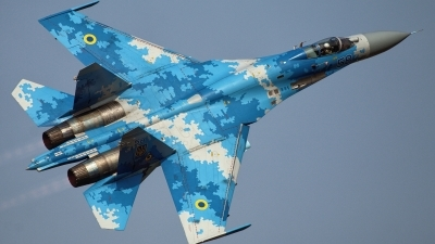 Photo ID 199028 by Wojtek Werpachowski. Ukraine Air Force Sukhoi Su 27S,
