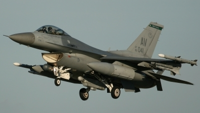 Photo ID 23635 by Koen Cominotto. USA Air Force General Dynamics F 16C Fighting Falcon, 89 2041