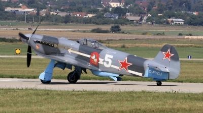 Photo ID 199208 by Milos Ruza. Private Private Yakovlev Yak 3U, D FYGJ