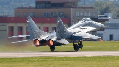 Photo ID 199239 by Radim Koblizka. Slovakia Air Force Mikoyan Gurevich MiG 29AS, 0921