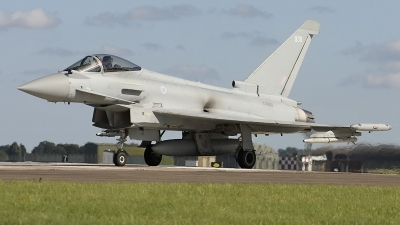 Photo ID 201167 by David Schmidt. UK Air Force Eurofighter Typhoon FGR4, ZJ930
