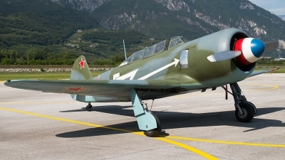 Photo ID 199301 by Roberto Bianchi. Private Private Yakovlev Yak 11, D FJII