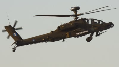 Photo ID 199357 by Alex D. Maras. Greece Army Boeing AH 64DHA Apache Longbow, ES1026