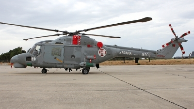 Photo ID 199735 by Fernando Sousa. Portugal Navy Westland WG 13 Lynx Mk95, 19202