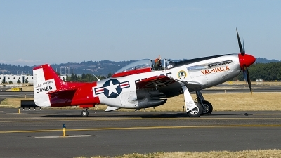 Photo ID 202182 by Aaron C. Rhodes. Private Heritage Flight Museum North American P 51D Mustang, N151AF