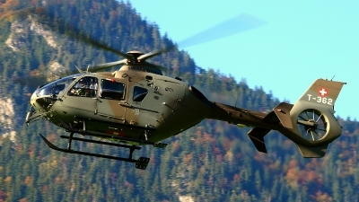 Photo ID 199501 by Sven Zimmermann. Switzerland Air Force Eurocopter EC 635P2, T 362