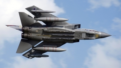 Photo ID 23644 by Stuart Thurtle. UK Air Force Panavia Tornado GR4, ZD714