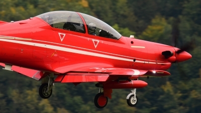 Photo ID 199622 by Sven Zimmermann. Company Owned Pilatus Pilatus PC 21, HB HZD