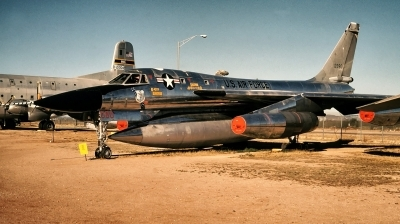 Photo ID 199670 by Alex Staruszkiewicz. USA Air Force Convair B 58A Hustler, 61 2080