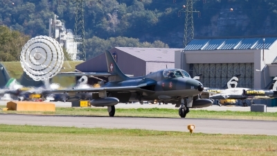 Photo ID 200100 by Agata Maria Weksej. Private Amici del Hunter Hawker Hunter T68, HB RVR