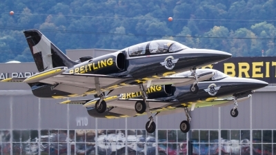 Photo ID 199816 by Agata Maria Weksej. Private Breitling Jet Team Aero L 39C Albatros, ES YLI