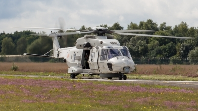 Photo ID 200084 by Adrian Stürmer. Belgium Navy NHI NH 90TTH, RN04