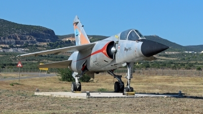 Photo ID 202139 by Kampitoglou Dimitrios. Greece Air Force Dassault Mirage F1CG, 129