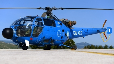 Photo ID 200023 by Stephan Franke - Fighter-Wings. Greece Navy Aerospatiale SA 319B Alouette III, PN03