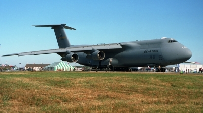 Photo ID 200063 by Michael Baldock. USA Air Force Lockheed C 5B Galaxy L 500, 87 0045