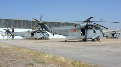 Photo ID 200065 by Alberto Gonzalez. Spain Navy Sikorsky SH 3H Sea King S 61B, HS 9 14