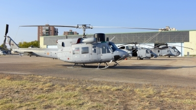 Photo ID 200070 by Alberto Gonzalez. Spain Navy Agusta Bell AB 212ASW, HA 18 3