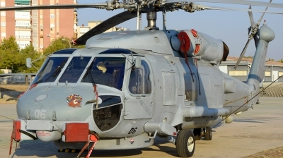 Photo ID 200069 by Alberto Gonzalez. Spain Navy Sikorsky SH 60B Seahawk S 70B 1, HS 23 06