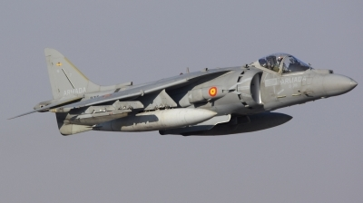 Photo ID 200090 by Alberto Gonzalez. Spain Navy McDonnell Douglas EAV 8B Harrier II, VA 1B 26