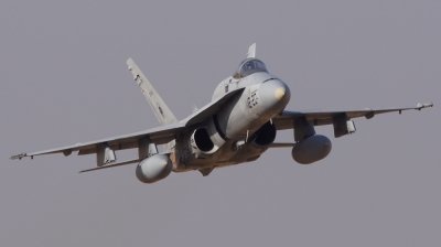 Photo ID 200093 by Alberto Gonzalez. Spain Air Force McDonnell Douglas C 15 Hornet EF 18A, C 15 62