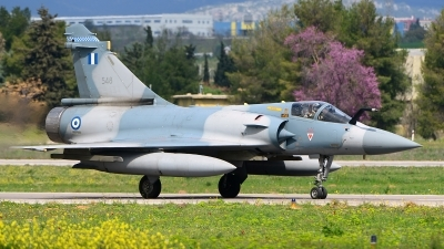 Photo ID 200220 by Stephan Franke - Fighter-Wings. Greece Air Force Dassault Mirage 2000 5EG, 548