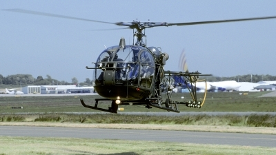 Photo ID 200183 by Joop de Groot. Belgium Army Sud Aviation SA 318C Alouette II, A77