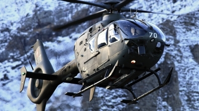 Photo ID 200187 by Milos Ruza. Switzerland Air Force Eurocopter TH05 EC 635P2, T 370