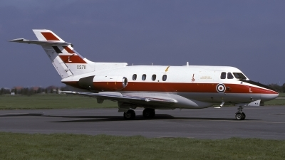 Photo ID 200209 by Chris Lofting. UK Air Force Hawker Siddeley HS 125 2 Dominie T1, XS711