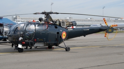 Photo ID 200230 by Florian Morasch. Belgium Navy Aerospatiale SA 316B Alouette III, M 1