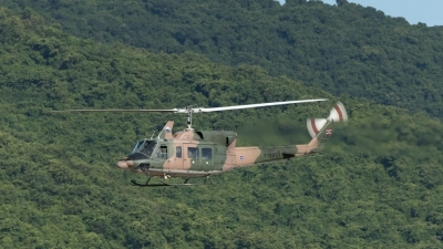 Photo ID 200232 by KittinunCh. Thailand Navy Bell 212, 2210