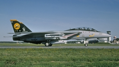 Photo ID 200224 by David F. Brown. USA Navy Grumman F 14D Tomcat, 164342