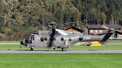 Photo ID 200288 by Milos Ruza. Switzerland Air Force Aerospatiale AS 532UL Cougar, T 332