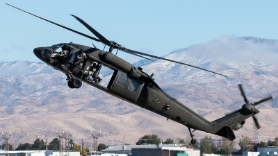 Photo ID 200305 by Russell Hill. USA Army Sikorsky UH 60L Black Hawk S 70A, 95 26631