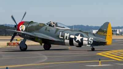 Photo ID 200324 by Aaron C. Rhodes. Private Erickson Aircraft Collection Republic P 47D Thunderbolt, NX47DA