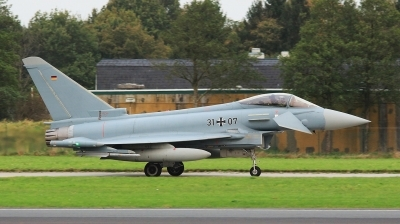Photo ID 200415 by Frank Kloppenburg. Germany Air Force Eurofighter EF 2000 Typhoon S, 31 07