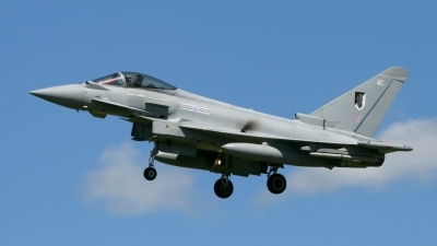 Photo ID 23748 by Gary Stedman. UK Air Force Eurofighter EF 2000 Typhoon FGR4, ZJ913