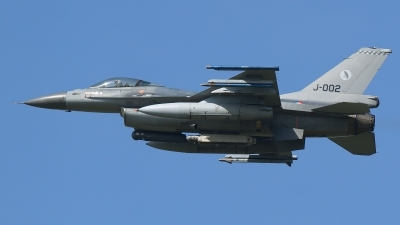Photo ID 200454 by Rainer Mueller. Netherlands Air Force General Dynamics F 16AM Fighting Falcon, J 002