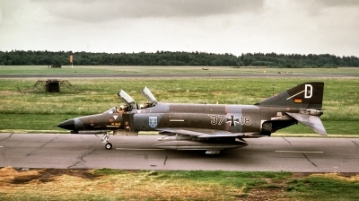 Photo ID 200419 by Alex Staruszkiewicz. Germany Air Force McDonnell Douglas F 4F Phantom II, 37 18