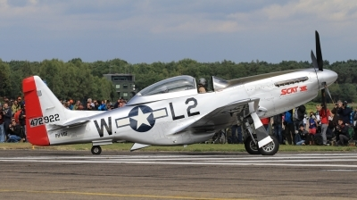 Photo ID 200450 by Milos Ruza. Private Private North American TF 51D Mustang, PH VDF