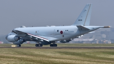 Photo ID 200473 by Peter Terlouw. Japan Air Force Kawasaki P 1, 5508