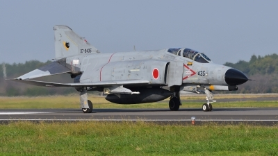 Photo ID 200474 by Peter Terlouw. Japan Air Force McDonnell Douglas F 4EJ KAI Phantom II, 07 8435
