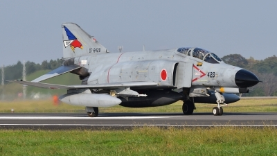 Photo ID 200475 by Peter Terlouw. Japan Air Force McDonnell Douglas F 4EJ KAI Phantom II, 07 8428