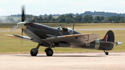 Photo ID 23776 by Neil Cotten. Private Private Supermarine 361 Spitfire LF9B, G ASJV
