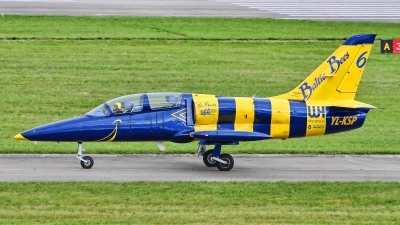 Photo ID 200493 by Radim Spalek. Private Baltic Bees Display Team Aero L 39C Albatros, YL KSP