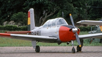 Photo ID 200556 by Marc van Zon. Bolivia Air Force Beech T 34A Mentor, FAB 901